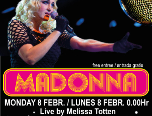 Lunes Carnaval Madonna Performance