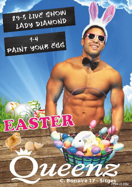 Easter @ Queenz
